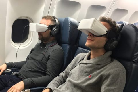Why fly? If you can meet someone in VR?